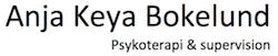 Psykoterapeut Anja Bokelund MPF Logo